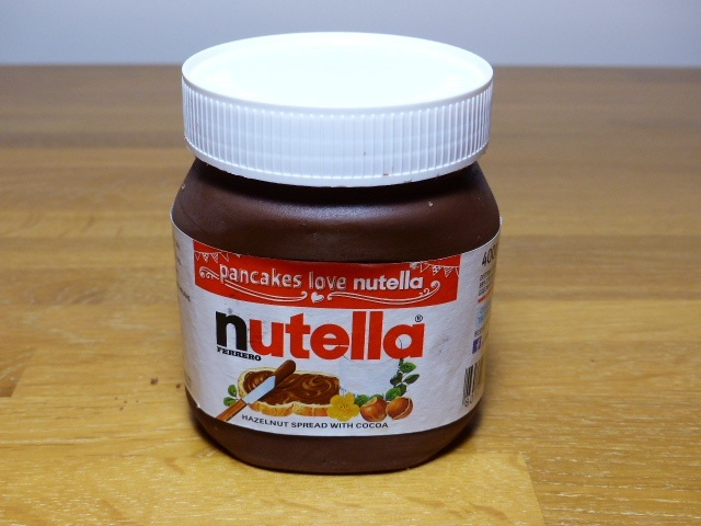 Chocolate Nutella Jar Cake Recipe Techydiy