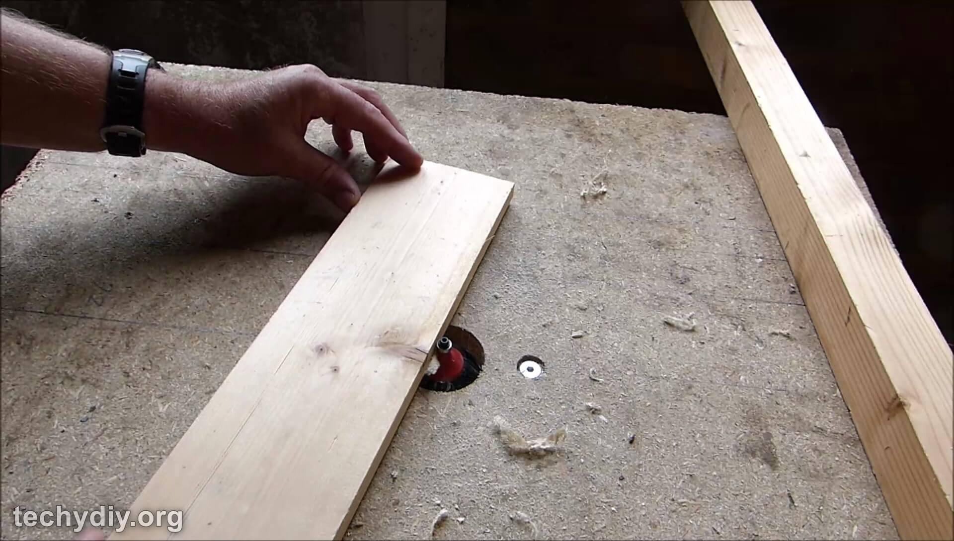How to make an XMEN led edge lit sign mirror | Techydiy