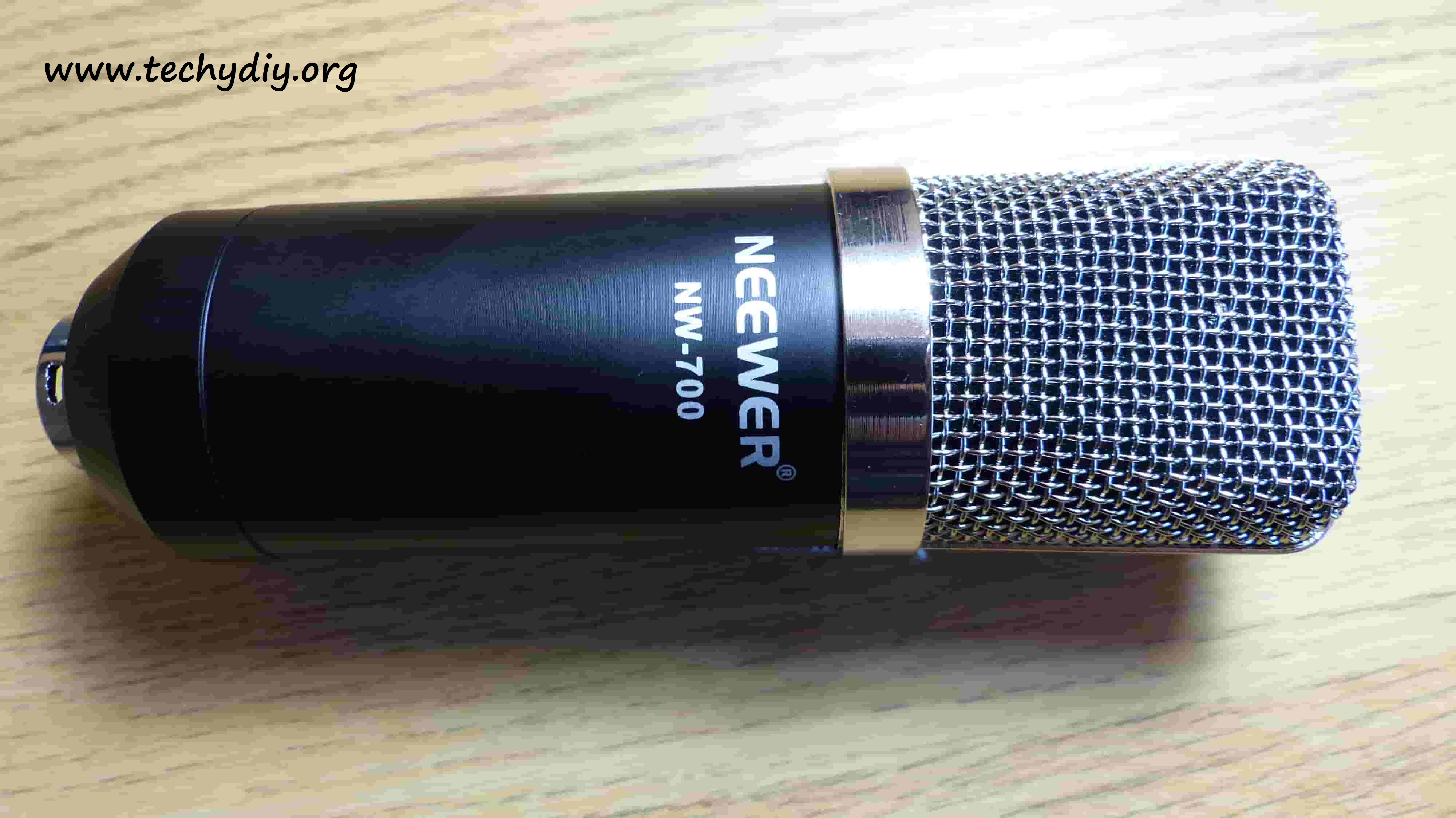 Neewer Nw700 Condenser Microphone Kit Review Techydiy