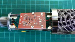 Neewer NW-700 Microphone pcb bottom layer