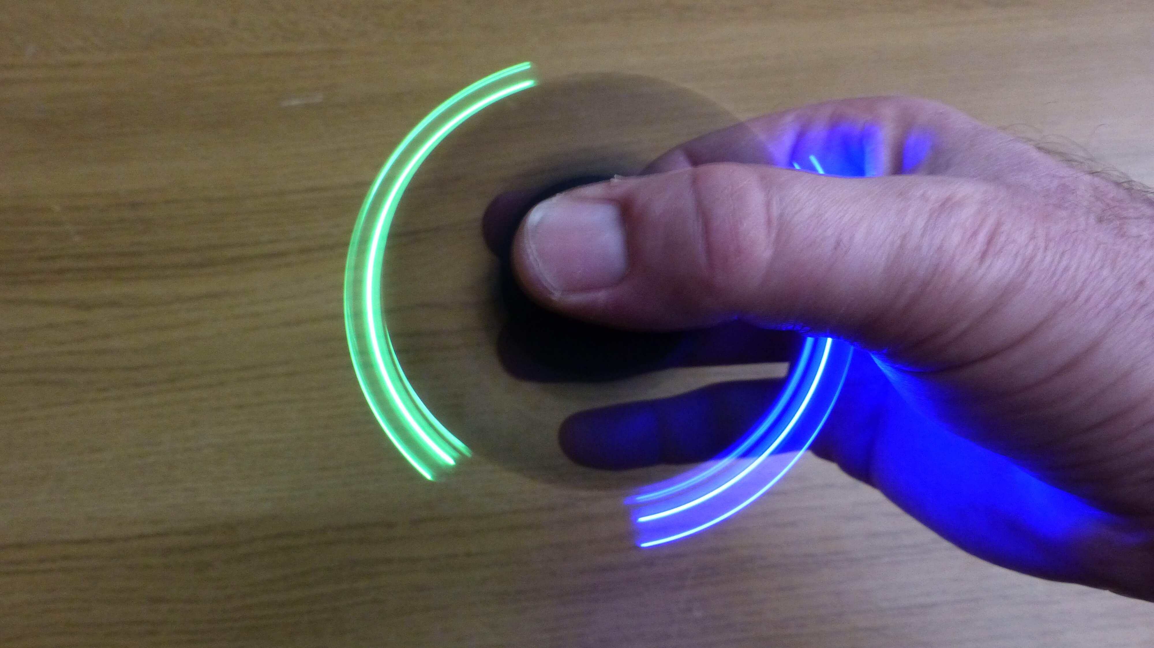 How To Make A Diy Batman Led Fidget Spinner Techydiy