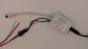 ws2812b led controller