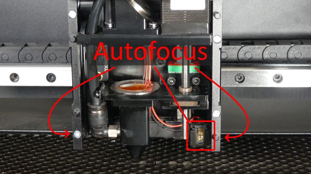 Laserbox Pro Auto focus