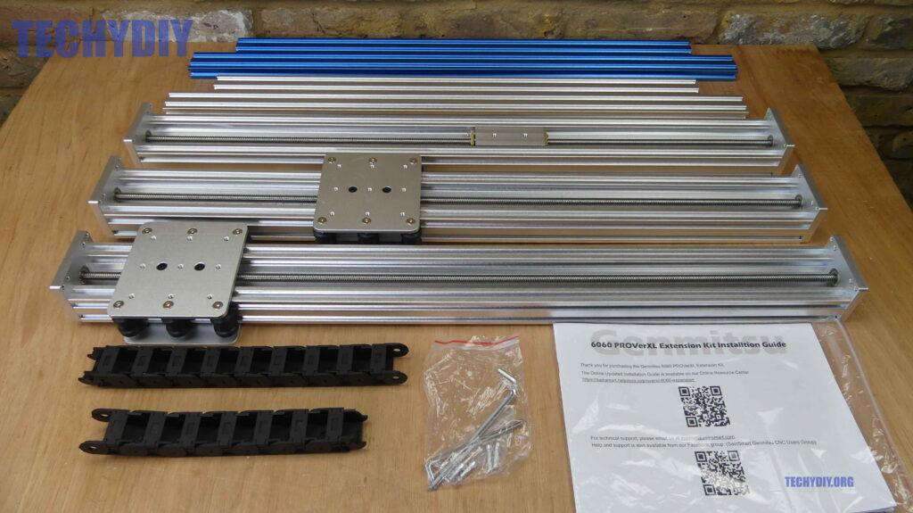 Sainsmart Genmitsu 6060 extension kit for 4030 PROVerXl