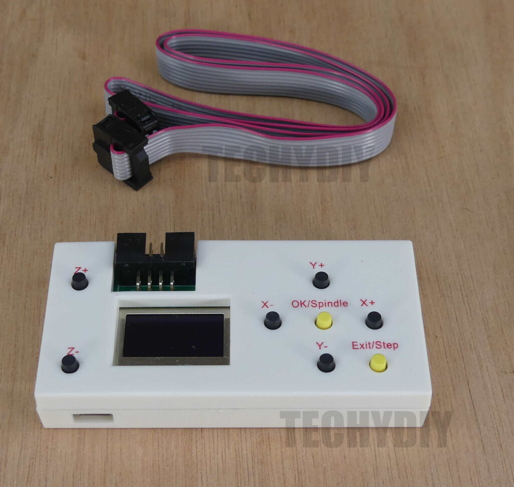 Sainsmart Genmitsu 3020-Pro Max CNC Router Offline controller